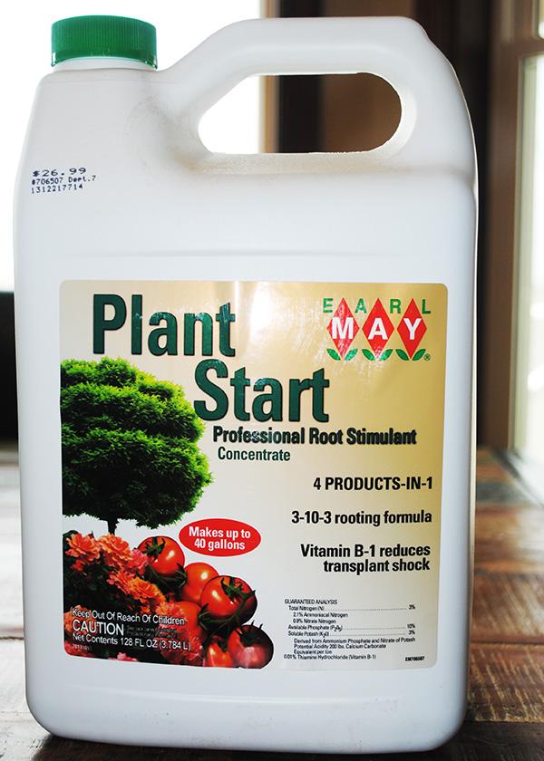 Plant Start